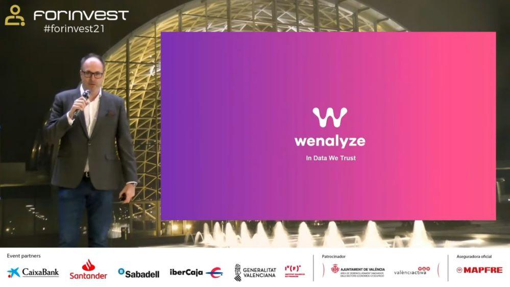 Wenalyze participa en Forinvest 2021. Noticias de seguros