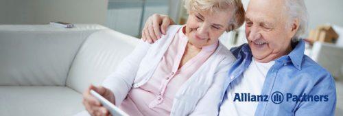Allianz Partners lanza un nuevo servicio para séniors. Noticias de seguros.