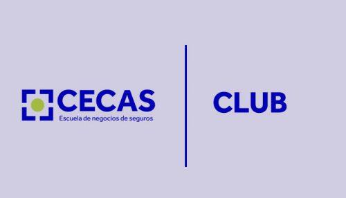 Nace el Club CECAS. Noticias de seguros.