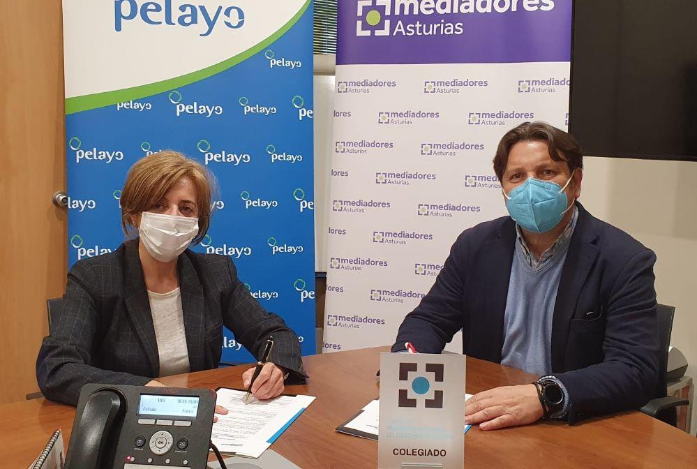 El Colegio de Asturias renueva con Pelayo. Noticias de seguros.