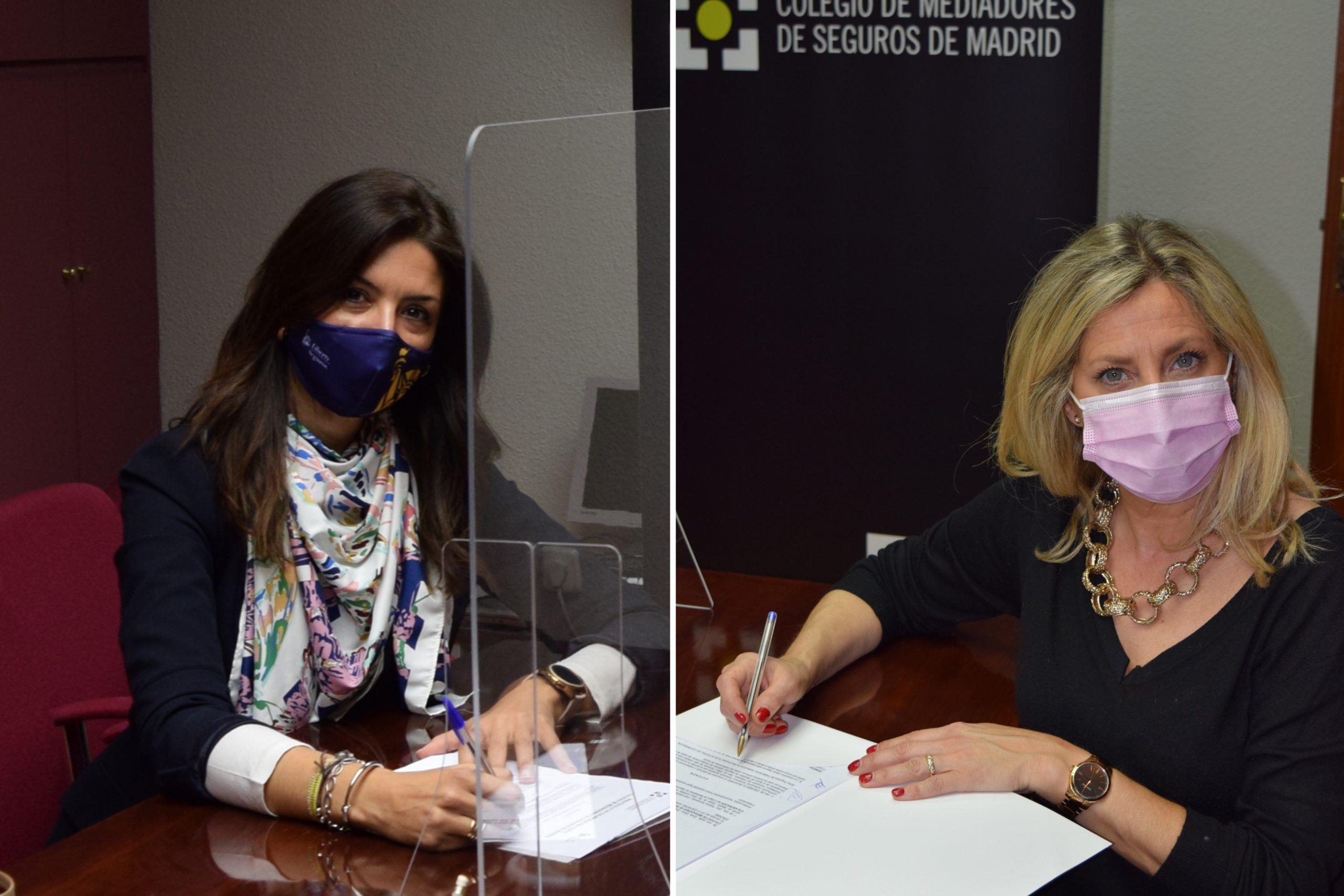 El Colegio de Madrid renueva con Liberty Seguros. Noticias de seguros.