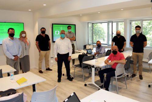 El marketing digital llega a las aulas del Colegio de Valencia. Noticias de seguros.