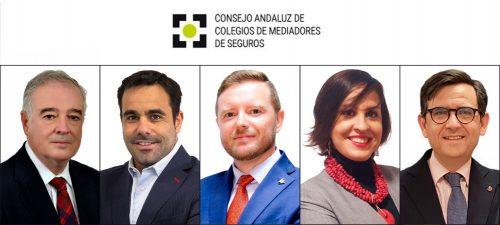 El COnsejo Andaluz tiene nueva Junta Directiva. Noticias de seguros