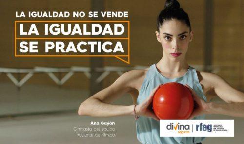 La campaña sobre la igualdad de Divina Seguros, ganadora de un premio en los WINA 2021.