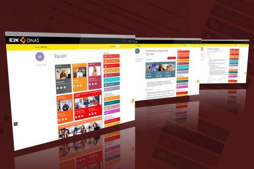 E2K tiene nueva intranet. Noticias de seguros.