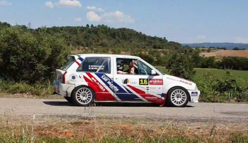 Engloba en l coche del piloto de Tarazona. Noticias de seguros.