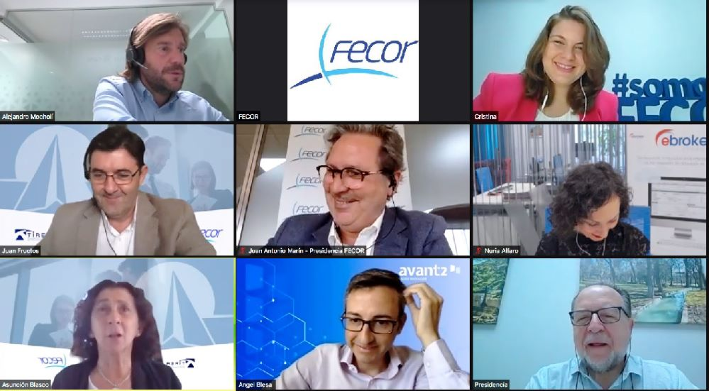 CIMA protagoniza A debate con corredores de FECOR. Noticias de seguros.