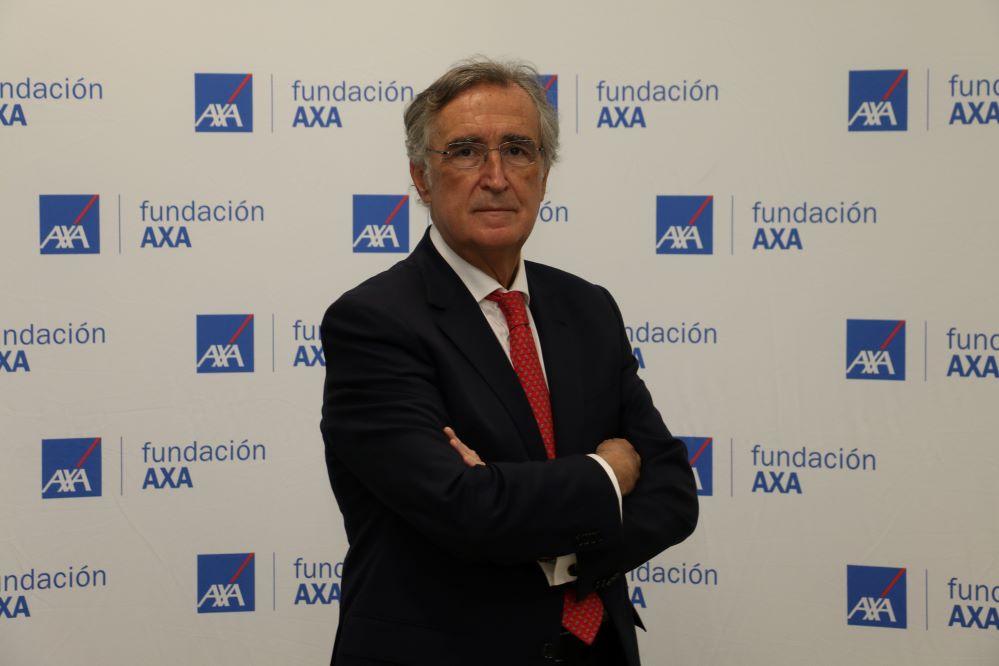 Tomás Gómez, vicepresidente de Fundación AXA. Noticias de seguros.