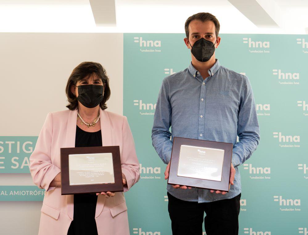 Los galardonados por Fundación hna. Noticias de seguros.