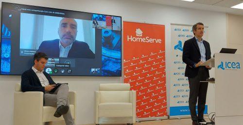 HomeServe Asistencia ha patrocinado un año más la jornada sobre Seguros Multirriesgo de Hogar y Comunidades de ICEA.