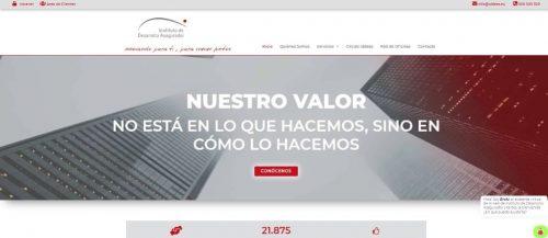 La nueva web de Iddeas. Noticias de seguros