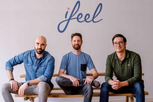 Los fundadores de ifeel. Noticias de seguros.