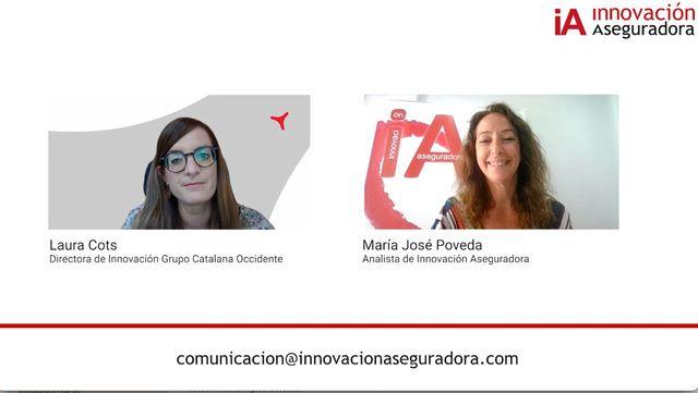 Innovación Aseguradora entrevista a Laura Cots.