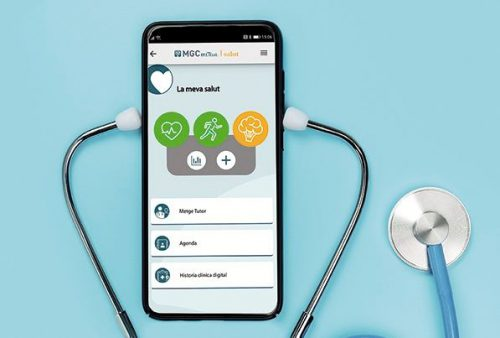MGC Mutua estrena nueva app para el seguimiento personalizado de la salud.