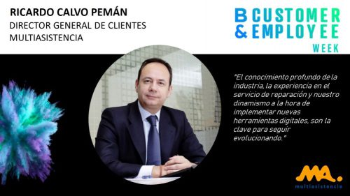 Ricardo Calvo Pemás, Multiasistencia. Noticias de seguros.
