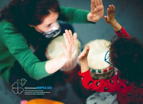 Musicoterapia en el Programa IMPULSA. Noticias de seguros.