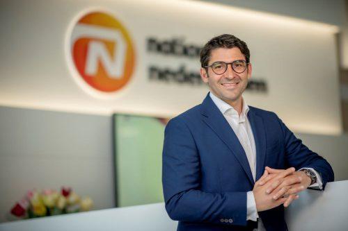 Nationale-Nederlanden nombra a David Vaquero nuevo subdirector general y Director de Tecnología.