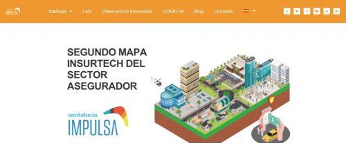 Santalucía Impulsa lanza su segundo mapa insurtech. Noticias de seguros.
