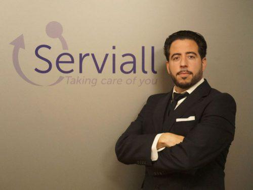 Juanfra Sáenz de Tejada, Serviall. Noticias de seguros.