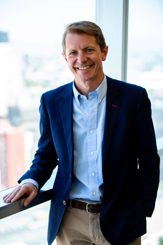 Felipe Buhigas, director corporativo Comercial y de Marketing de Solunion.