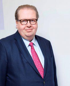 Joerg-Uwe Lerch, CEO de Solunion Chile. Noticias de seguros.