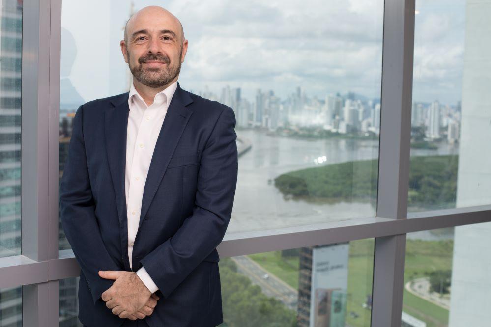José Luis Gómez, director Comercial y de Marketing (MMCD) de Solunion España.