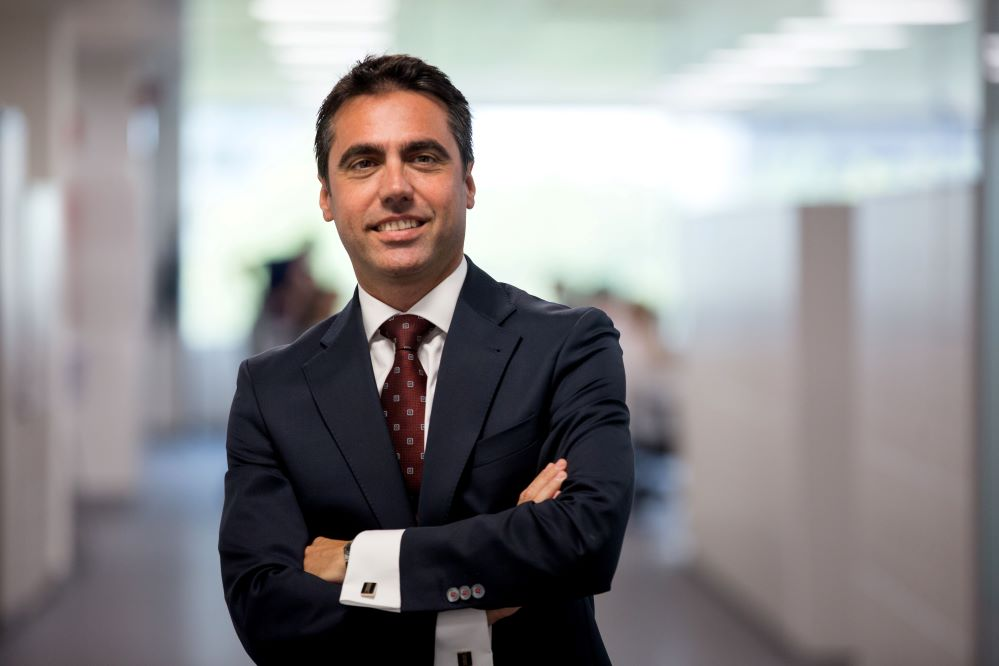 José Luis Iranzo, CEO de Solunion México.