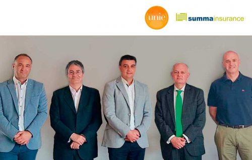 UNIE y Summa, alianza estratégica para el futuro de la distribución.