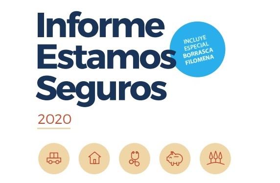 El informe recoge todos los datos del seguro en 2020. Noticias de seguros.