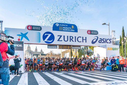 Zurich activa el patrocinio del running con carreras presenciales a partir de septiembre.