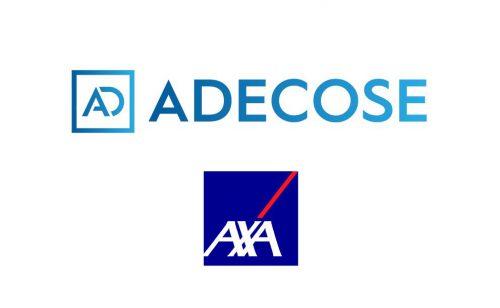 ADECOSE y AXA acuerdan un nuevo modelo de Carta de Condiciones.