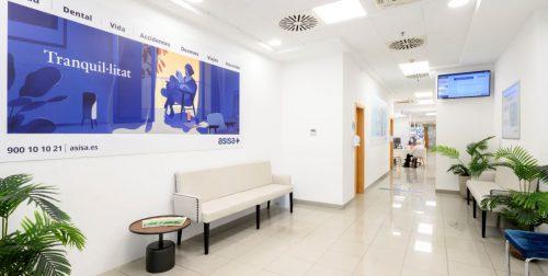 ASISA se refuerza en Barcelona con dos nuevas oficinas.