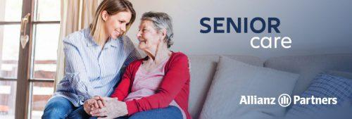 'Senior Care', una nueva asistencia digital a medida para el colectivo de mayores de Allianz Partners.