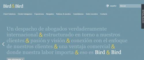 Bird & Bird se convierte en nuevo partner jurídico de la Asociación Española de Fintech e Insurtech (AEFI).