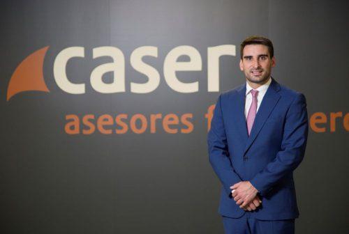 Mario Durán se incorpora a la red especializada de Caser Asesores Financieros.