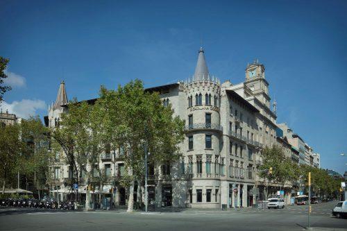El Grupo Catalana Occidente alquila un local comercial de Paseo de Gracia a Adidas.