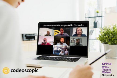 Codeoscopic y Willis Towers Watson Networks apuestan por una mediación más tecnológica.