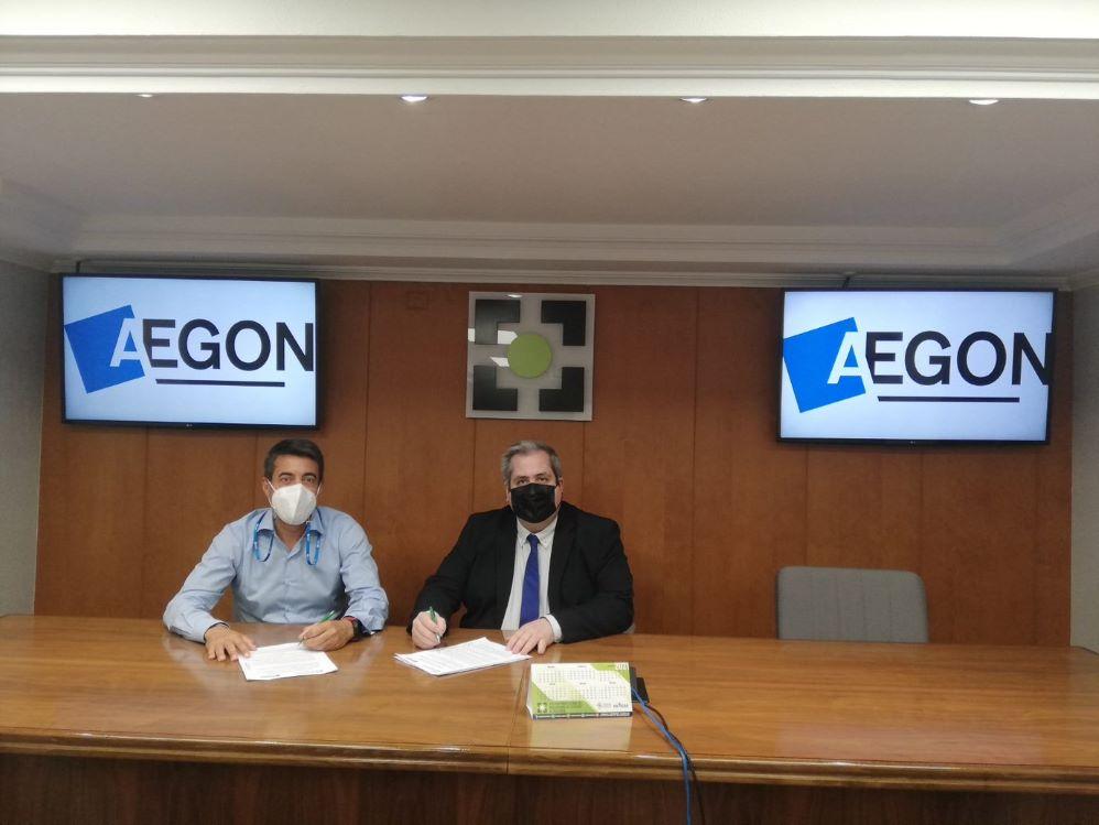 AEGON apuesta por la formación con el Colegio de Alicante.