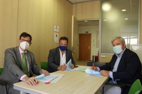"""El Colegio de Málaga y ASISA lanzan el Plan de Carrera """"Start Health""""."""
