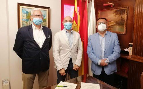 El Colegio de Zaragoza renueva acuerdo con DKV.