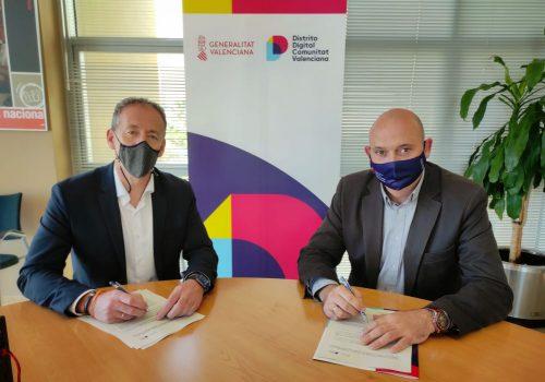 DKV se integra en Distrito Digital como colaborador en el ecosistema tecnológico referente en la Comunitat Valenciana.