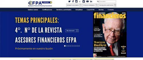 EFPA España lanzará una nueva certificación enfocada al ámbito asegurador.