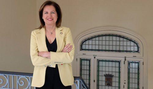 Elena Sanz, nueva patrona de Fundación MAPFRE.
