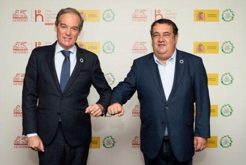Generali se suma a la Alianza País Pobreza Infantil Cero.