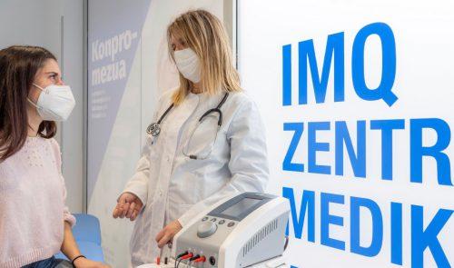 IMQ adquiere el Centro Médico Teknia de Irún.