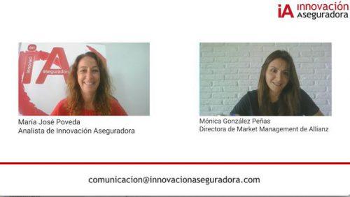Innovación Aseguradora celebra un webinar con Allianz Seguros.