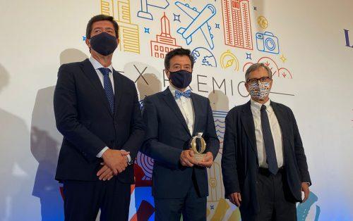 InterMundial recibe el Premio de Turismo por su apuesta por la innovación.