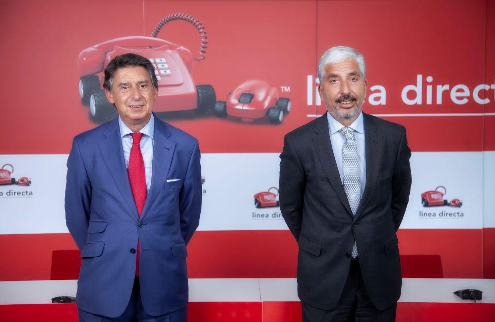 Línea Directa Aseguradora obtiene un beneficio de 58,2 millones de euros hasta junio y alcanza los 3,3 millones de clientes.