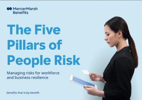 Salud laboral, ciberseguridad, talento y protección de datos: los riesgos principales para las empresas.