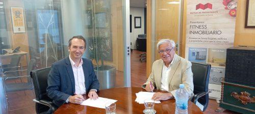 ASVAL y el Grupo Mutua de Propietarios firman un acuerdo de colaboración para promover el desarrollo del mercado de alquiler.